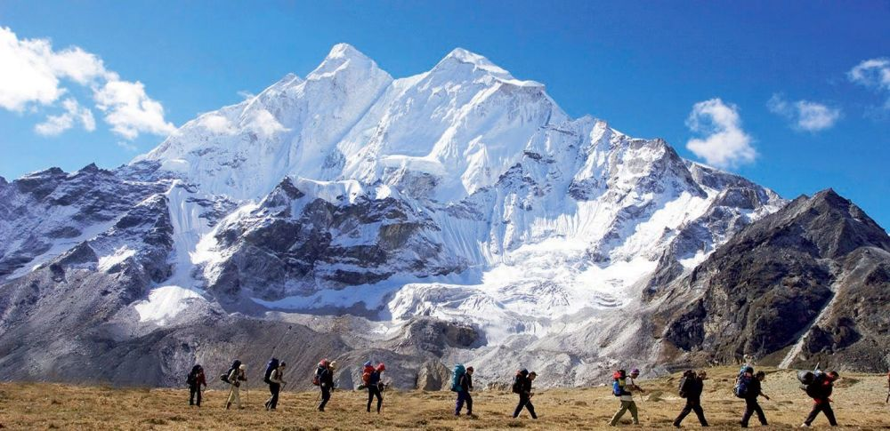 Trekking Tibet : Kangshung, camp de base secret de l\'Everest