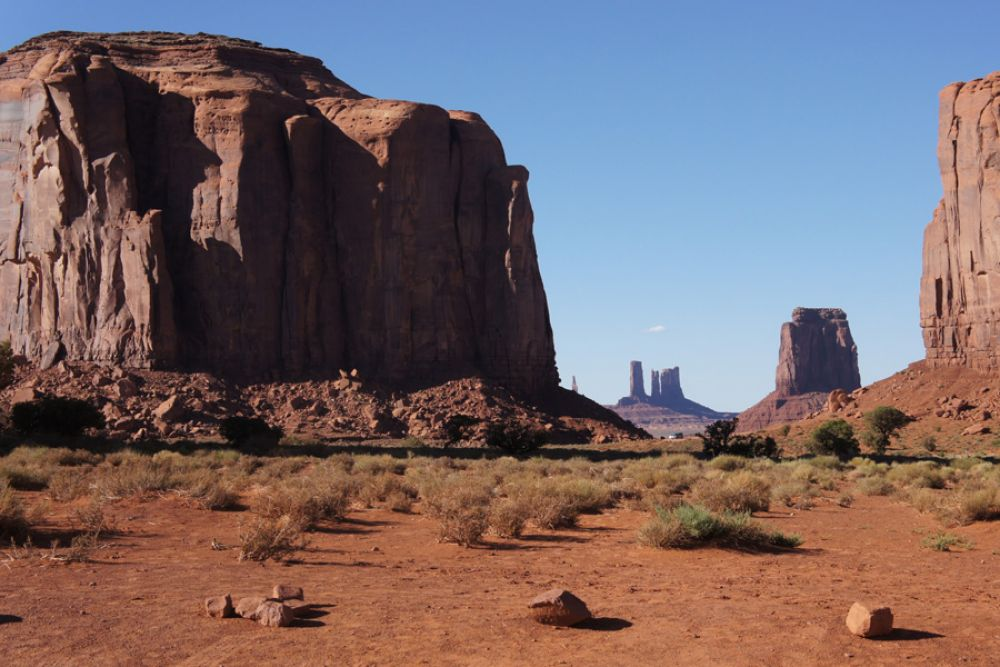Photo de Monument Valley aux USA