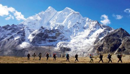 Trek - Kangshung, camp de base secret de l'Everest - Tibet
