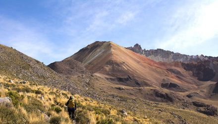 Chili Bolivie : Les volcans de l'Altiplano