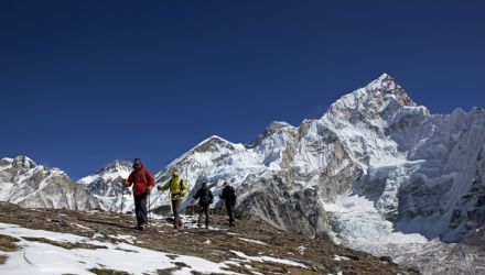 Trek - Le grand trek de l'Everest - Népal