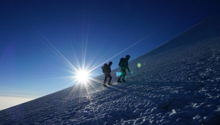 Trek et Sommet - Ascension du Pico de Orizaba - Mexique
