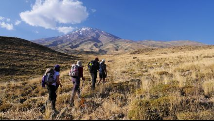 Iran : Ascension du Damavand et villes perses